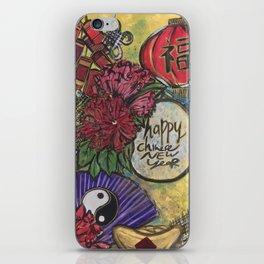 Happy Chinese New Year iPhone Skin
