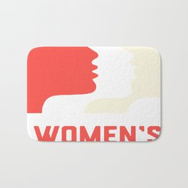 Women's March on Washington 2017 Official Bath Mat