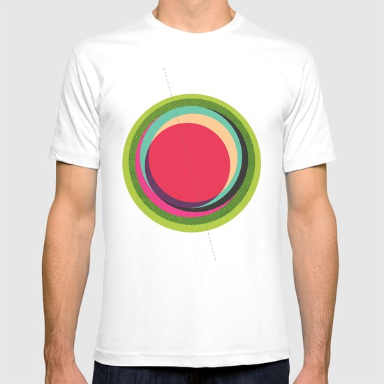 FUTURE GLOBES 002 T-shirt
