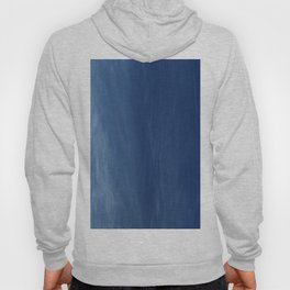 Color gradient and texture 56 sky in Lacanau Hoody