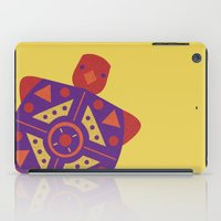 turtle iPad Cases featuring Turtle by Claire Lordon