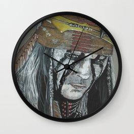 Tonto Wall Clock