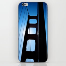 LARGE scale SUPPORT  iPhone Skin