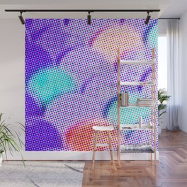 Dotty Scales Wall Mural