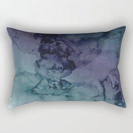 Energize - Mixed media painting Rectangular Pillow