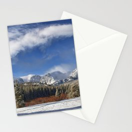 Rocky Mountain Park  by Lena Owens Stationery Cards
