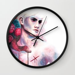 The Damned Wall Clock