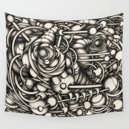 HeadAche_2 Wall Tapestry