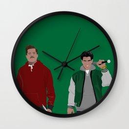 INGLORIOUS BASTARDS  Wall Clock