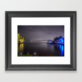 The Still of the Water Framed Art Print