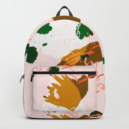 Textile 2 - paintier Backpack
