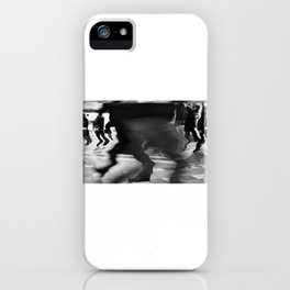 Ghosts series #1 iPhone Case