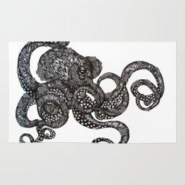 Barnacle Octopus Rug