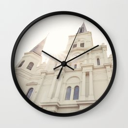 St Louis Cathedral Wall Clock