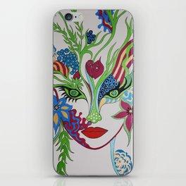Mind Garden iPhone Skin
