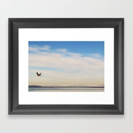 FREE SPIRITS HAVE TO SOAR ♡ Framed Art Print