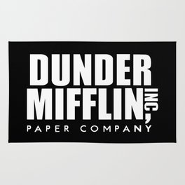 The Office Dunder Miflin Rug