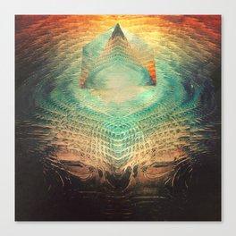 kryypynng dyyth Canvas Print