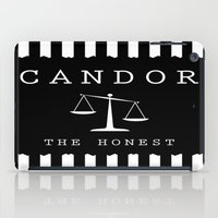 divergent iPad Cases featuring CANDOR - DIVERGENT by MarcoMellark