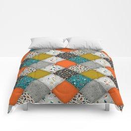 bird love diamonds Comforters
