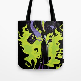 Maleficent Mistress of All Evil Tote Bag