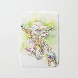 Yoda The Jedi Master Bath Mat