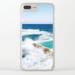 Bondi Beach Clear iPhone Case
