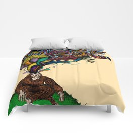 BigFoot & the Electrogasms Comforters
