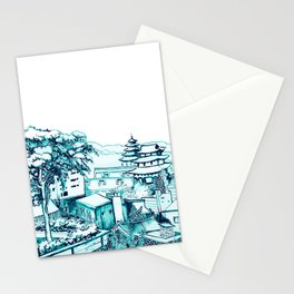 Samcheong dong  Stationery Cards