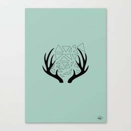 The Antlers.  Canvas Print