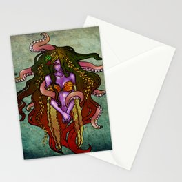 Pusit Lady Stationery Cards