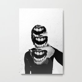 Azidahaka Metal Print