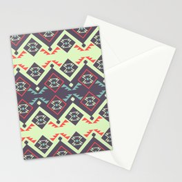 Tribal space Stationery Cards