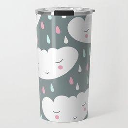 Сute cloud Travel Mug