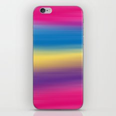 Color Winds iPhone & iPod Skin