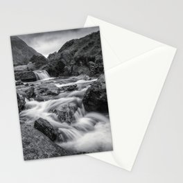 Valley of Waterfalls II Stationery Cards
