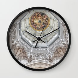 Cathedral of Our Lady Wall Clock