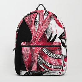 Coral Mambo Queen Backpack