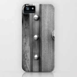 Simply Riveting iPhone Case
