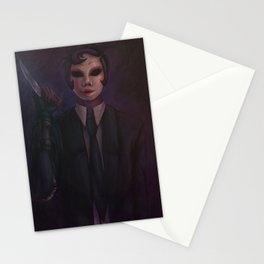 Halloween Spook Stationery Cards