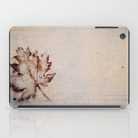 concrete iPad Cases featuring Concrete by PandaBaby