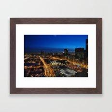 Grant Park #2 Framed Art Print