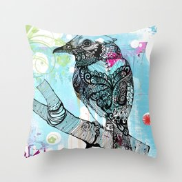 Pakhi  Throw Pillow