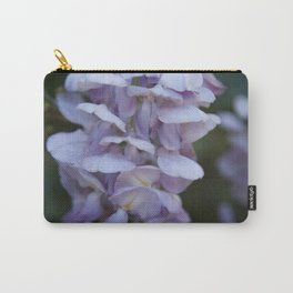 Wisteria Blooming Carry-All Pouch