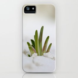 Peeking Through iPhone Case