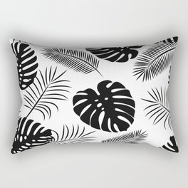 TROPICAL LEAVES 7 Rectangular Pillow
