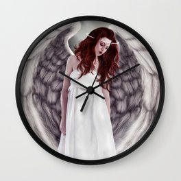 Follow Me Home Wall Clock