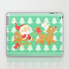 Santa 2014 Laptop & iPad Skin