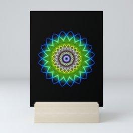 Mandala Fresh Mini Art Print