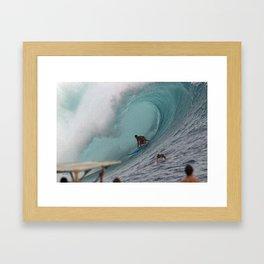 Lapo Coutinho - Loco Cloudbreak Framed Art Print